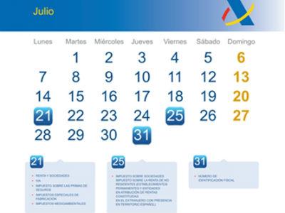 anverso calendario aeat
