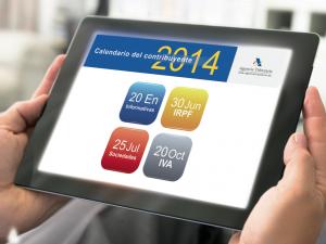 Calendario del Contribuyente: Los festivos de la AEAT